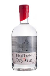 City Of London Gin Dry 1.00l